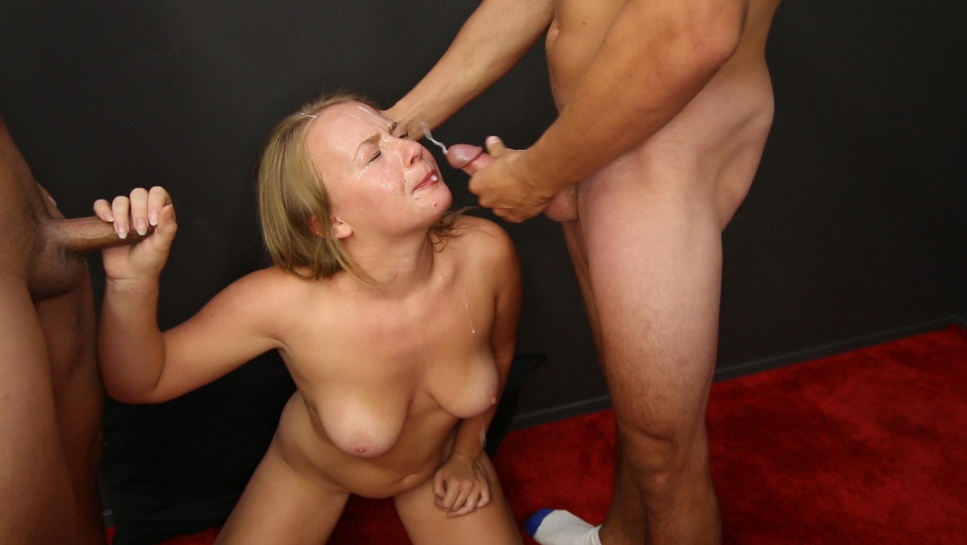 Big Tits Facials With Alessa Blowbang Girls Blowjobs
